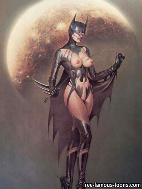 free nude pictures of batgirl