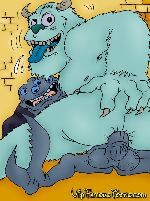 Порно комикс корпорация монстров 46310 фотография