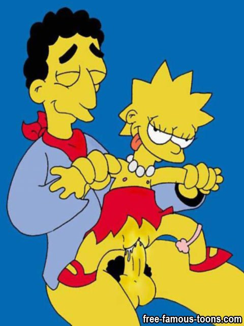 Idea Where Actress lisa simpson hard