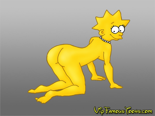Lisa simpson orgy opinion