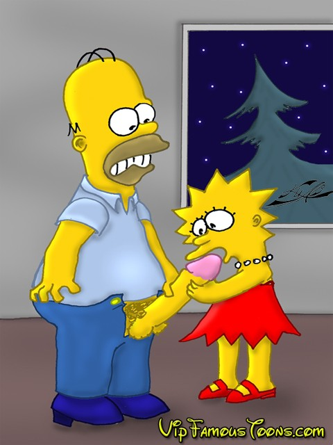 Protest against Actress lisa simpson hard
